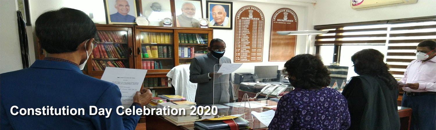 Constitution Day Celebration 2020